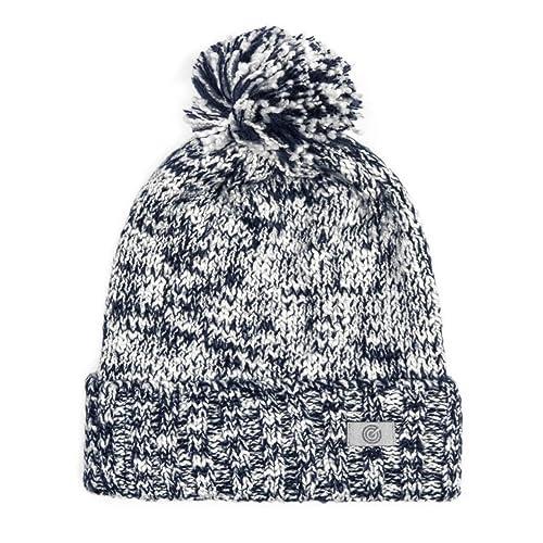 0ed0fcf5830 Revony Evony Pom Pom Beanie - Slouchy Oversized Beanie Hat - Warm and Soft  Knit