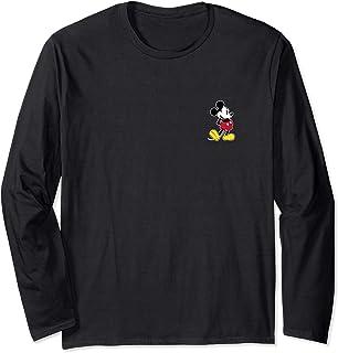 Disney Mickey Mouse Classic Small Pose Manche Longue