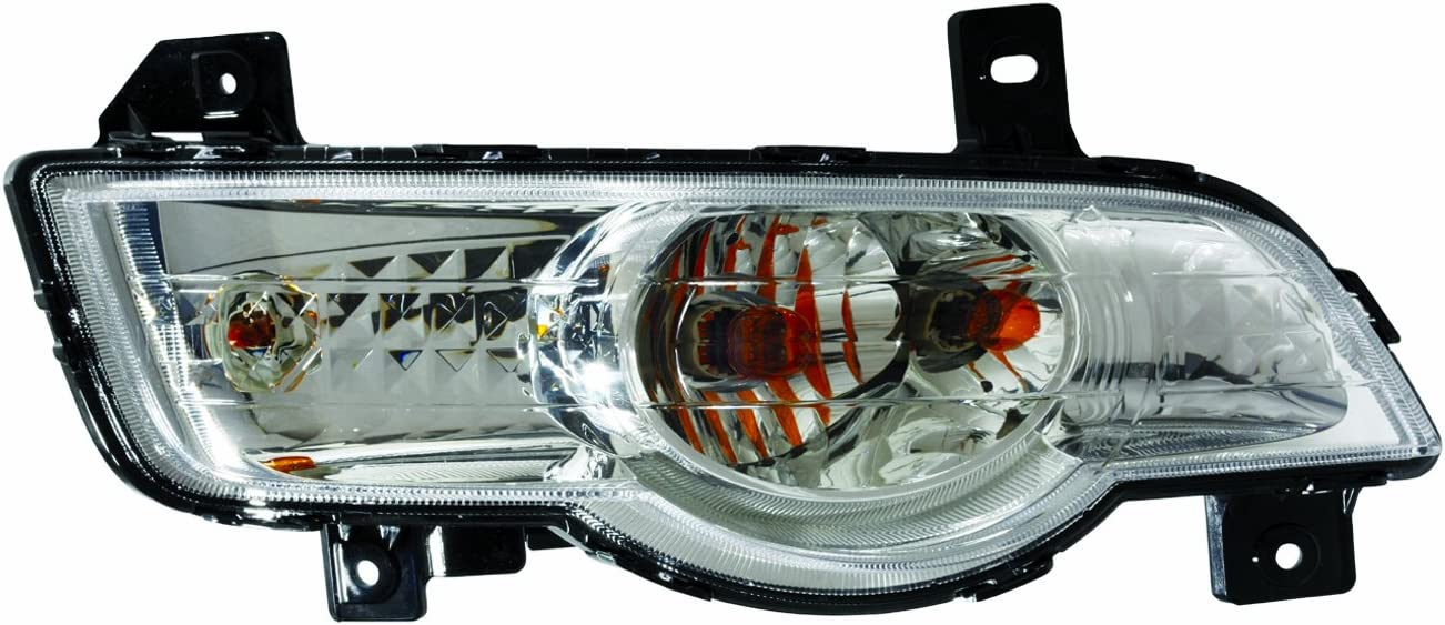 For Chevy Traverse 09-11 Parking Max 85% OFF Signal Marker Light San Diego Mall US Lh Drive