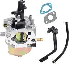 Pro Chaser Carburetor for Generac Power 0H33750178 0057900 0059820 0K95520119 Ryobi Homelite DJ168FD-14100 951-12785 951-12124 951-10797