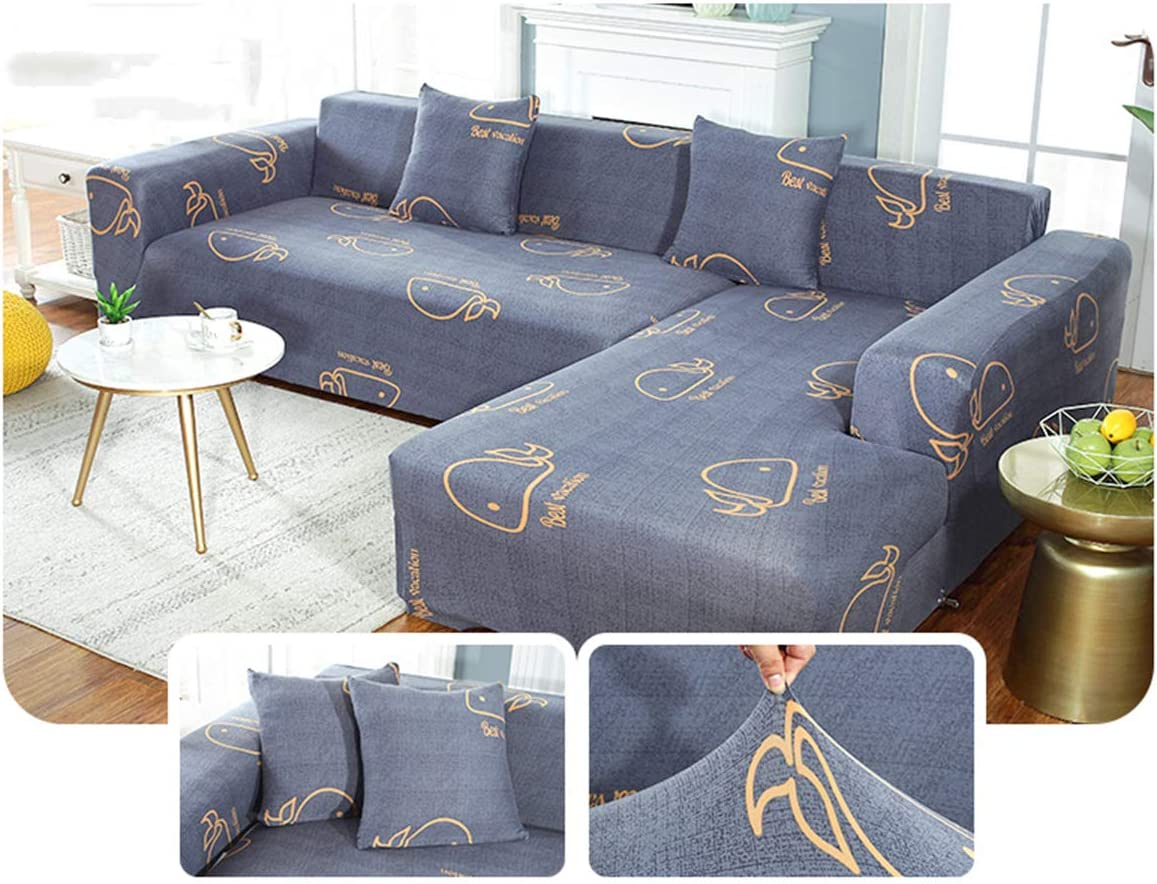 DMCESWFC supreme Elastic Easy Fit Furniture Albuquerque Mall Protection Typ Covers Sofa L