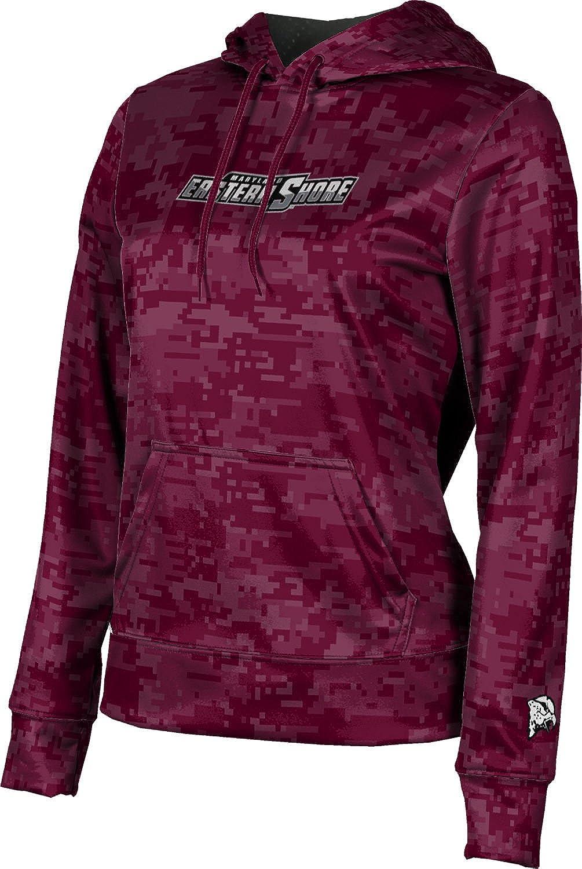 ProSphere University of Maryland Eastern Shore Girls' Pullover Hoodie, School Spirit Sweatshirt (Digi Camo)