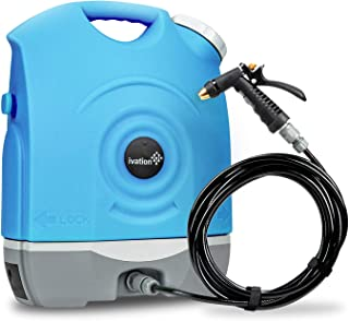 car washer with water tank