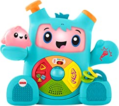 Fisher-Price Dance & Groove Rockit, Interactive Musical Infant Toy [Amazon Exclusive], Multicolor (FNV41)