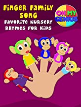 Finger Family Song Favorite Nursery Rhymes for Kids - Oh My Genius