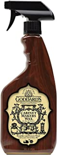 Goddard's Cabinet Makers Fine Wax Spray - For Wood Furniture - 16 oz. - Pack of 2