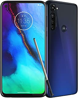 Moto G Stylus | 2020 | Unlocked | Made for US by Motorola | 4/128GB | 48MP Camera | Indigo