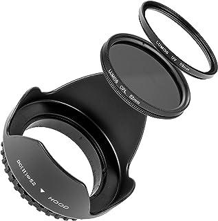 Suchergebnis Auf Für Panasonic Lumix Dmc Fz300 Filter Zubehör Elektronik Foto