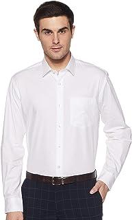 Amazon Brand - Arthur Harvey Men's Regular Shirt