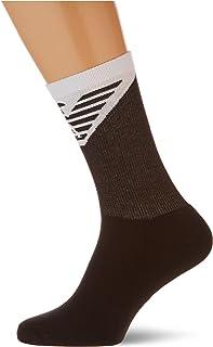 Emporio Armani Men's Short Socks Set 2Pack Casual