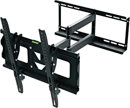 Best ematic full motion tv wall mount Reviews
