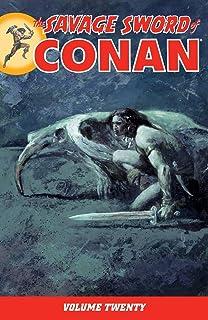 Savage Sword Of Conan Volume 20