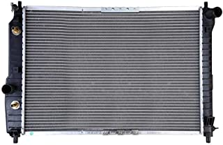 Prime Choice Auto Parts RK1153 New Complete Aluminum Radiator