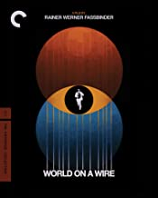 world on a wire blu ray