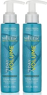 Best john frieda 7 day volume Reviews