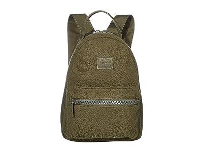 Herschel Supply Co. Nova Mini (Dark Olive) Backpack Bags