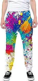Unisex Novelty Cool 3D Graphic Casual Jogger Pants Sport Active Trousers Baggy Sweatpants S-XXL