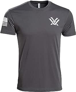 Vortex Optics Grey Patriot T-Shirt