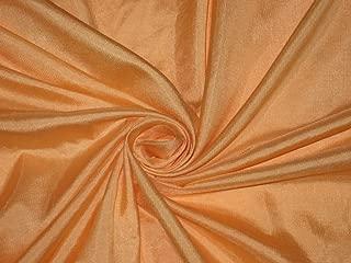 Puresilks Mary Ann Plain Viscose Fabric Peach 44