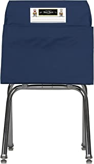 The Original Seat Sack SSK00112BL-A1 Company Chair Bag, Small, Blue