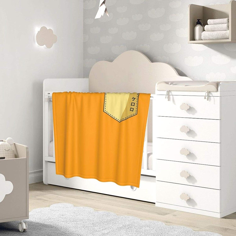 Newborns King KaiS Symbol Baby Blanket Super Soft Printed Blanket Receiving Blanket for Boys Girls Stroller Receiving Crib