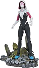 Entertainment Earth Marvel Select Spider-Gwen Action Figure, Brown