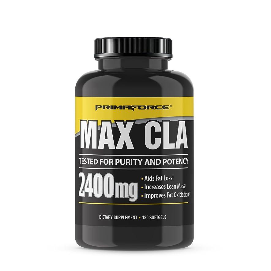 少ないお金ゴムジャズPrimaforce, Max CLA, 180 Softgels