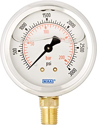 Farming & Agriculture Controllers Independent Pressure Gauge Wikai
