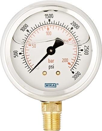 Irrigation Equipment Independent Pressure Gauge Wikai