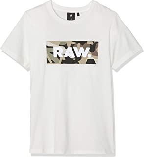 G-STAR RAW Sp10076 SS tee Camiseta para Niños
