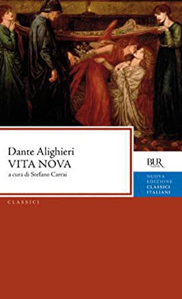 Vita nova (BUR CLASSICI GRECI E LATINI)