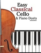 easy cello piano duets