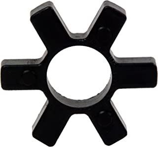 Metric 27.432 mm OD 5.65 Nm Max Nominal Torque 4 mm x 1.8 mm Keyway Lovejoy 41315 Size L050 Standard Jaw Coupling Hub 12 mm Bore 15.748 mm Length Through Bore Sintered Iron