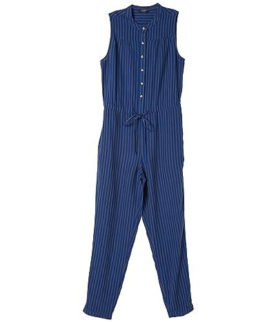 Lucky Brand Hayley Jumpsuit (Navy Multi) Women