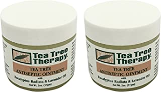 Tea Tree Therapy Tea Tree Oil Ointment 2 Ounce