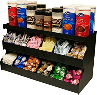 Coffee Condiment organizer for K-Cups, Sugars and More! 24