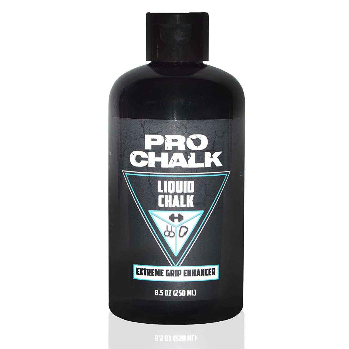 Pro Chalk Liquid Chalk | Greatly Improved Grip with No Mess | Quick-Drying Formula | Best Chalk for Weightlifting, Climbing, Gymnastics, and CrossFit.