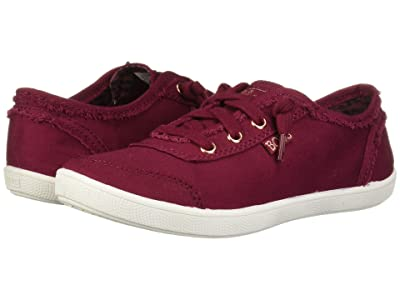BOBS from SKECHERS Bobs B Cute (Burgundy) Women