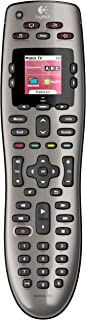 Logitech Harmony 650 Remote (Silver) (Renewed)