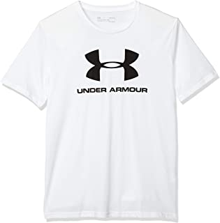 Under Armour Men's Sportstyle Logo Short Sleeve Top