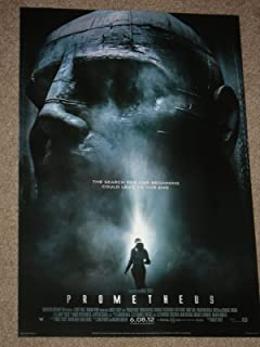 Super Posters Prometheus 13.5x20 INCH Promo Movie Poster