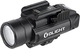 Image of OLIGHT Baldr IR 1350 Lumens Tactical Weaponlight with IR Beam, 260 Meters Beam Distance Compatible with 1913 or GL Rail, Powered by 2 x CR123A Batteries