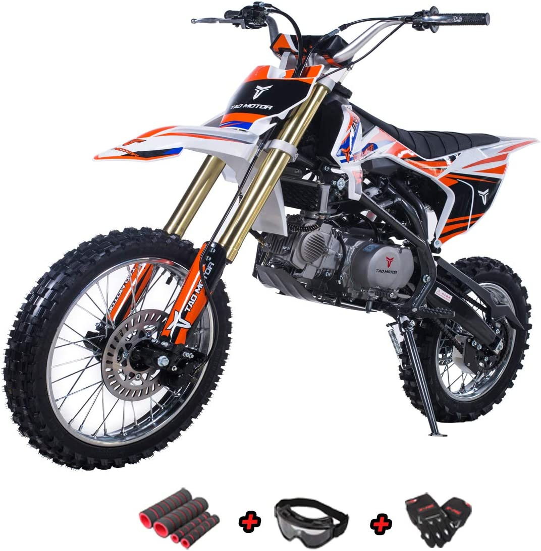 TAO Easy-to-use 140cc Dirt Bike Pit Ranking TOP4 Kids Pitbike 140