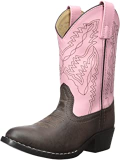 cae05483aff Smoky Mountain Childrens Monterey Western Cowboy Boots