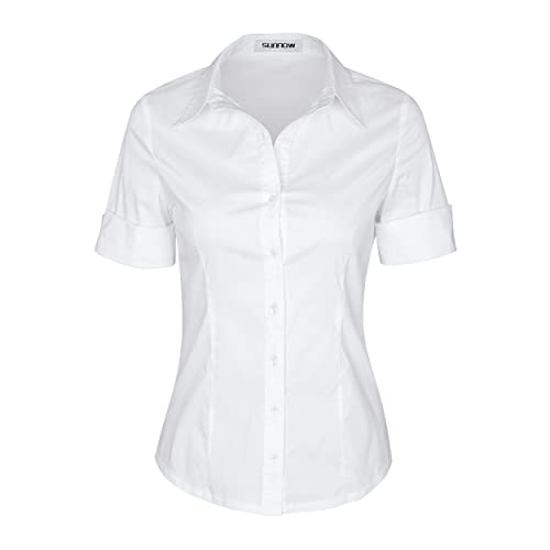 shirt blouse white