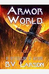 Armor World (Undying Mercenaries Book 11) Kindle Edition