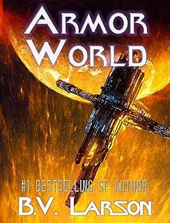 Armor World (Undying Mercenaries Book 11)