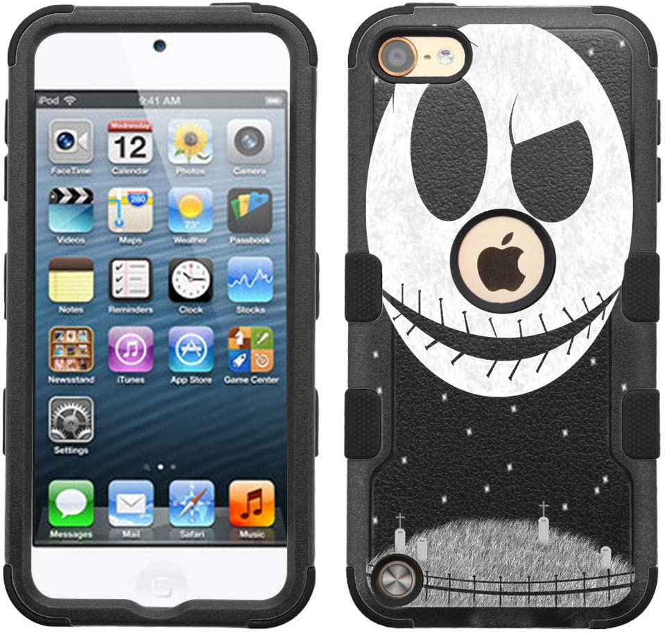 iPod Touch 7 Case 6 Hard+Rubber Hybr Layer Dual Ranking TOP19
