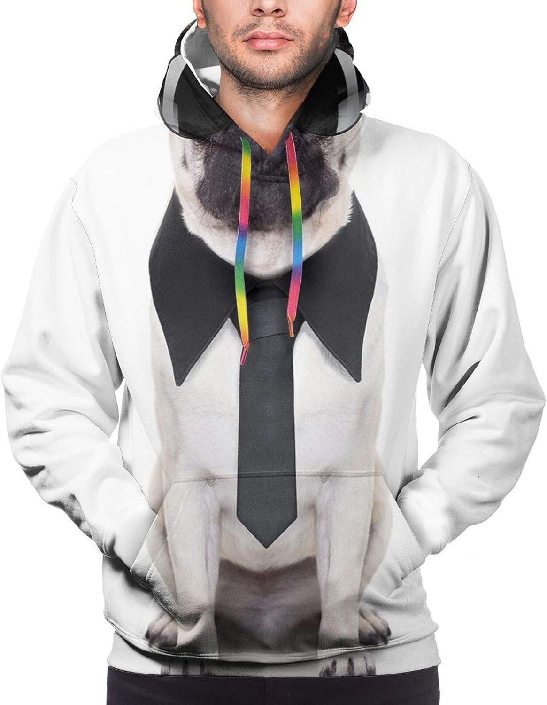 Men's Hoodies Sweatshirts,Cool Hipster Old Man On Skateboard with Beard Sunglasses Urban Character