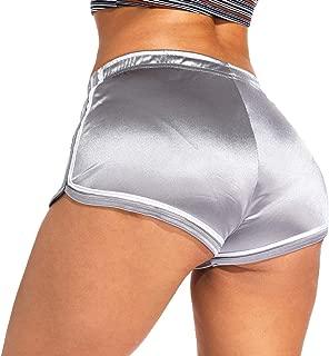 Women Yoga Shorts Ruched Butt Sport Gym Push up Running Elastic High Waist Shorts Butt Lifting Hot Pants